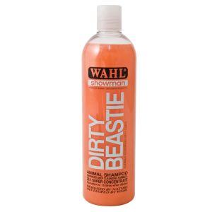 Wahl Showman Dirty Beastie Shampoo - 500ml