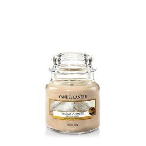 Yankee Candle Small Housewarmer Jar – Warm Cashmere