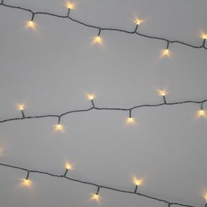 NOMA 1000 Multi Function String LED Lights, Warm White - 99.9m