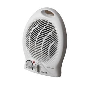 Warmlite Portable Upright Fan Heater - 2kW