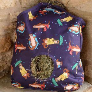 WeatherBeeta Hay Bag - Otter Print