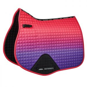Weatherbeeta Prime Ombre All Purpose Saddle Pad - Desert Sky