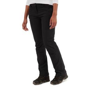 Craghoppers Women's Kiwi Pro Weatherproof Trousers - Black