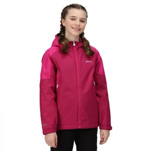 Regatta Children's Hurdle IV Jacket - Raspberry Radiance/Fuchsia