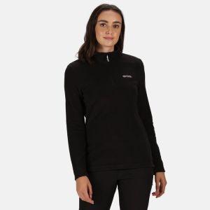 Regatta Women's Sweethart Fleece - Black/Blackcurrant