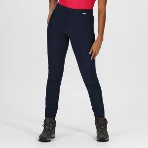 Regatta Women's Pentre Stretch Trousers- Navy