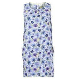 Weird Fish Women's Juhi Printed Tunic Dress – Lilac Hint