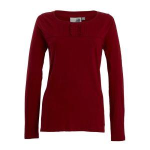 Weird Fish Women's Carolina Outfitter T-Shirt - Rich Red