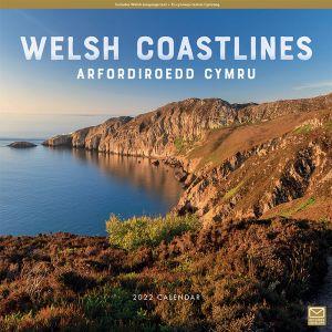 Welsh Coastlines Calendar – 2022