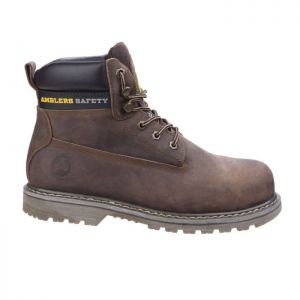 Amblers FS164 Welted Safety Boot – Brown