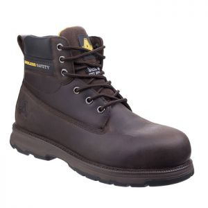 Amblers Men's AS170 Wentwood Safety Boots - Brown