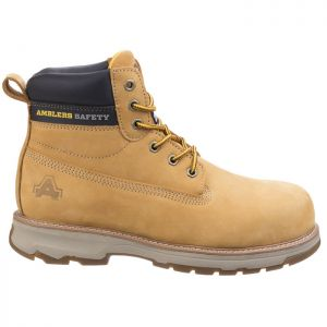 Amblers Men's AS170 Wentwood Safety Boots - Honey