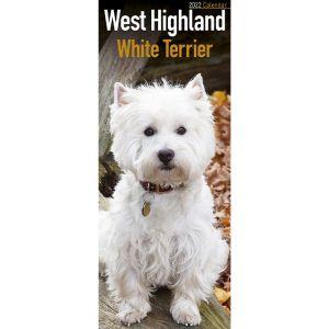 Westie Terrier Calendar – 2022