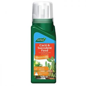 Westland Cacti & Succulent Feed - 200ml