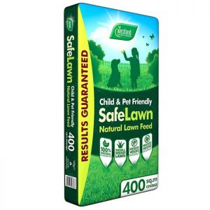 Westland Safe Lawn Natural Lawn Feed - 400m²