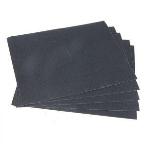 Tactix Pack of 5 Wet & Dry Sanding Sheets - 280mm x 230mm