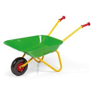 Rolly Toys Children's Wheelbarrow - Green