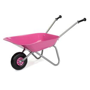 Rolly Toys Children's Wheelbarrow - Pink
