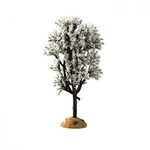 Lemax Christmas Figurine - White Hawthorn Tree