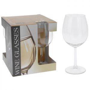 White Wine Glasses - 4 Pack