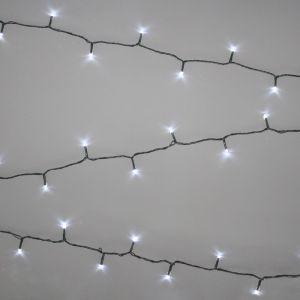 NOMA 1000 Multi Function String LED Lights, White - 99.9m