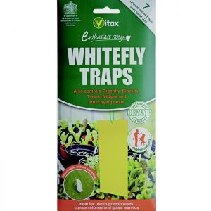 Vitax Whitefly Traps - Pack of 7