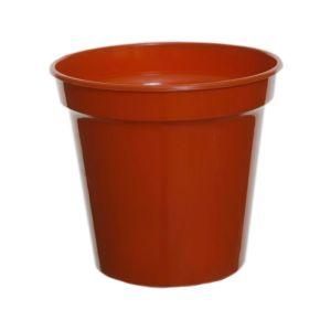 Whitefurze Garden Pot, 12.7cm - 5 Pack