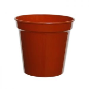 Whitefurze Garden Pot, 7.5cm - 10 Pack