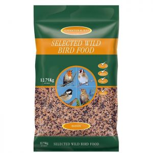 Johnston & Jeff Wild Bird Seed - 12.75kg