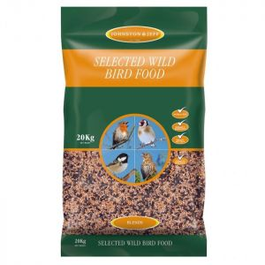 Johnston & Jeff Wild Bird Food - 20kg