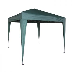 Wild Garden Easy-Up Square Gazebo - 2.5m