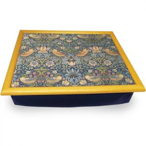 William Morris Strawberry Thief Lap Tray