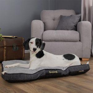 Scruffs Windsor Dog Mattress – Charcoal