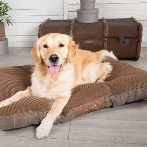 Scruffs Windsor Dog Mattress – Chestnut