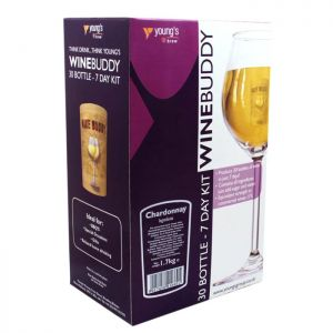 Young's WineBuddy Chardonnay Kit - 30 Bottle