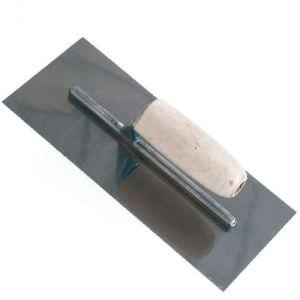 Hilka Wooden Handled Plasterer Trowel - 11 Inch