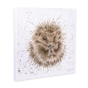 Wrendale Designs 'Awakening' Canvas – 20cm