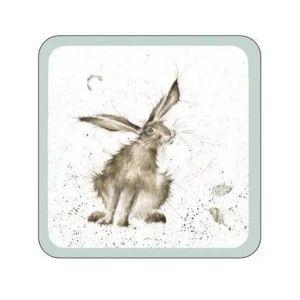 Wrendale Designs Coaster – Hare