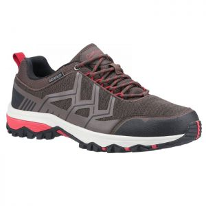 Cotswold Men's Wychwood Low Lace Up Walking Shoes - Brown