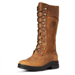Ariat Women's Wythburn H20 Waterproof Boots – Weathered Brown