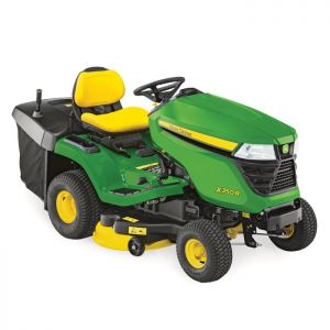 John Deere X350R Rear Discharge Ride-on Mower