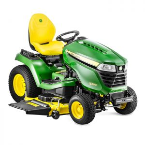 John Deere X590 Accel Deck Ride-on Mower