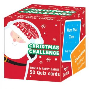 Christmas Challenge Party Game