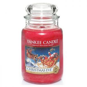 Yankee Candle Large Housewarmer Jar – Christmas Eve