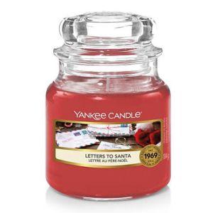Yankee Candle Small Housewarmer Jar – Letters to Santa