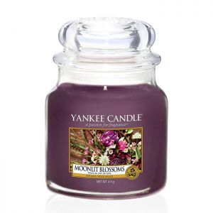 Yankee Candle Medium Housewarmer Jar – Moonlit Blossoms