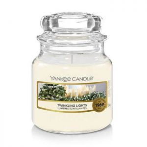 Yankee Candle Small Housewarmer Jar – Twinkling Lights