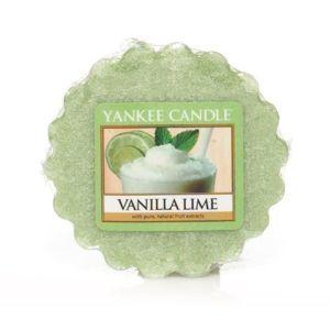 Yankee Candle Wax Melt – Vanilla Lime