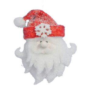 Jingles Santa Decoration