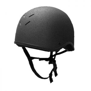Charles Owen Young Riders Skull - Black
